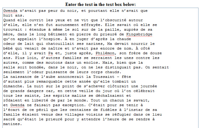 resume de texte automatique unsimpleclic