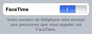 FaceTime en 3G c'est bien?… tant mieux car c'est déjà fini!!