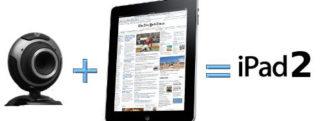 Un iPad 2 pour janvier 2011?
