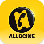 Logo de l'application Allociné pour iPhone sur iTunes