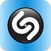 Logo de l'application Shazam pour iPhone sur iTunes