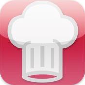Logo de l'application Cuisiner-25000 recettes illustrées pour iPhone sur iTunes