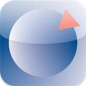 Logo de l'application Météo France pour iPhone sur iTunes
