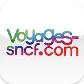 Logo de l'application Voyages SNCF pour iPhone sur iTunes