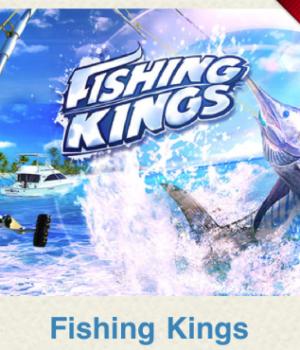 12 jours cadeaux iTunes - Jour 4 : Le jeu Fishing Kings