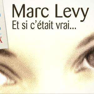 """12 jours cadeaux iTunes - Jour 5 : """"...et si c'était vrai"""" de Marc Levy"""