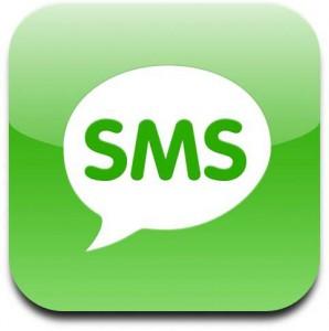 Record de sms pour le nouvel an