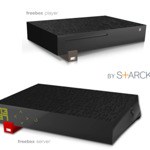 La Freebox Revolution (freebox v6)