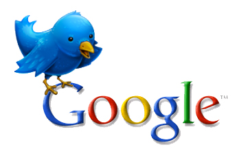 Google souhaite racheter Twitter