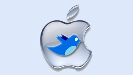 Apple souhaite racheter Twitter