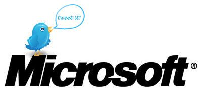 Microsoft souhaite racheter Twitter