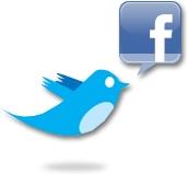 Facebook souhaite racheter Twitter