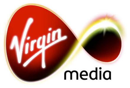 Logo Virgin Media
