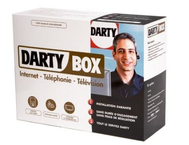 DartyBox offre quadruple play