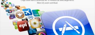 AppStore : 10 milliards d'applications téléchargées!
