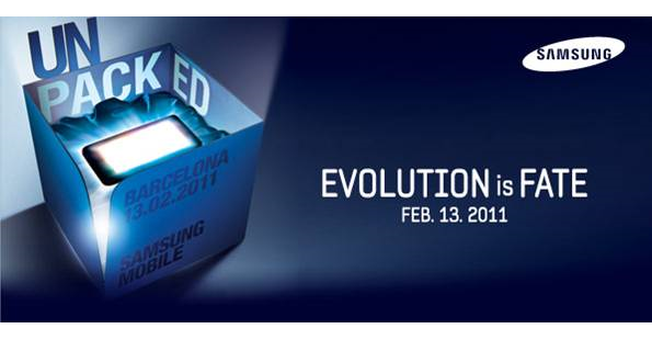 Samsung sera bien au World Mobile Congress 2011