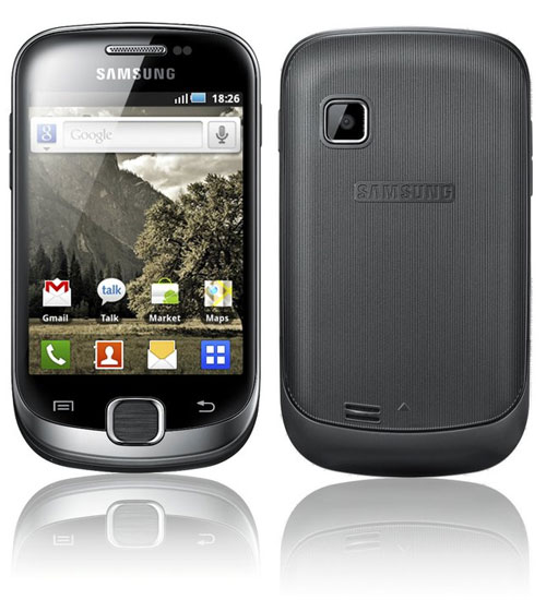 Samsung Galaxy Fit Noir (GT-S5670)