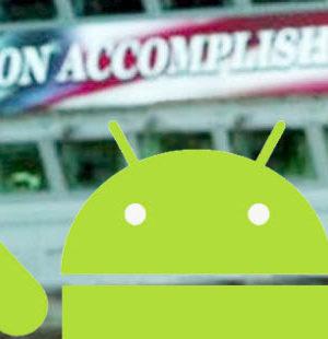 Android devient n°1 des ventes de smartphone