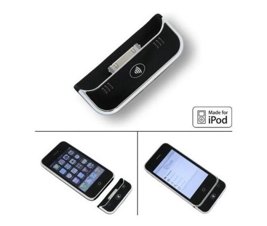 iCarte, le dongle à greffer sur iPhone