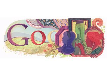 Google fête les 100 ans de la Journée Internationale de la Femme