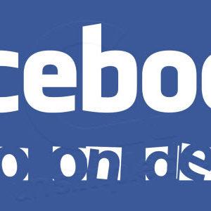 Logo Facebook VOD