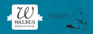 Salon du Livre: Interview de Walrus, l'acteur innovant du livre numérique enrichi