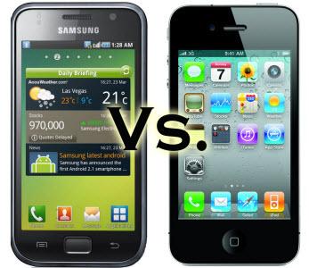 Apple attaque Samsung pour plagiat
