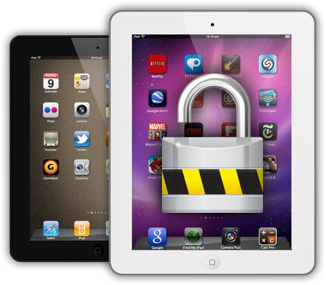 Jailbreak de l'iPad 2