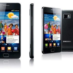 Le Galaxy S II est disponible