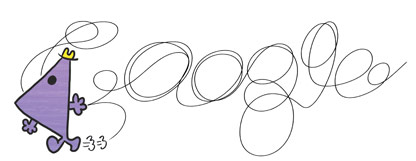 Doodle Roger Hargreaves n°14