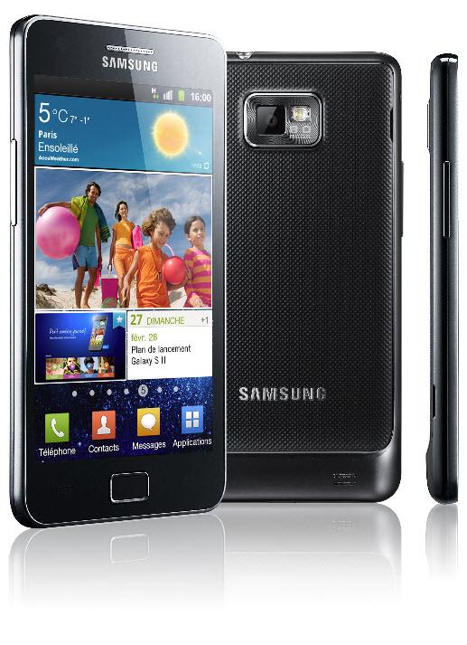 Le Samsung Galaxy S II