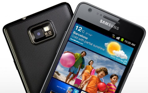 Le Galaxy S III sera disponible en 2012