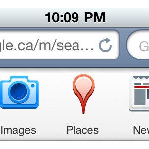 Google expérimente une nouvelle interface mobile