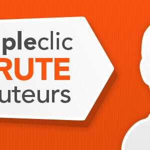 UnSimpleClic recrute des auteurs