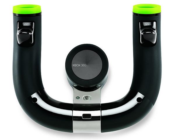 Xbox 360 Wireless Wheel Speed