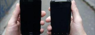 Samsung Galaxy S 2 vs HTC Sensation en vidéo [MàJ#2]