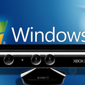 Le SDK de la Kinect est disponible