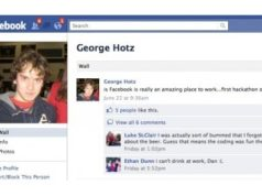 GeoHot travaillerait chez Facebook