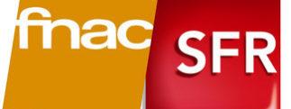 SFR : Opérateur mobile exclusif à la FNAC en 2012