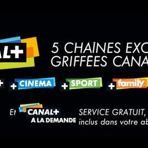 Les offres Canal+ et Canalsat sur Vente-privee.com