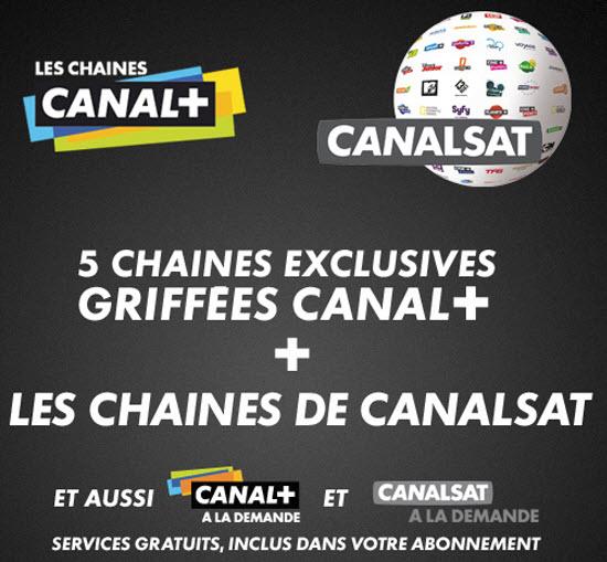 Canal+ et Canalsat