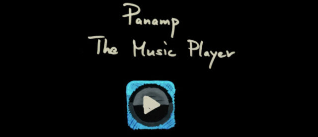 Panamp - The Music Player