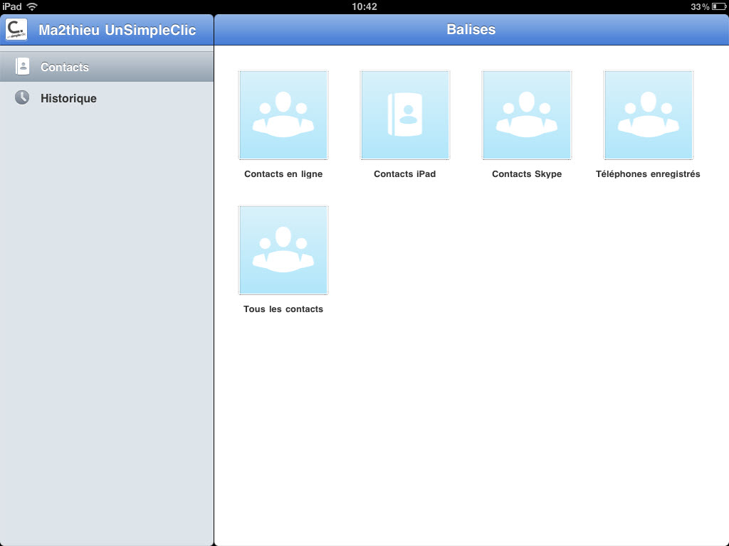 how to delete skype contacts on ipad