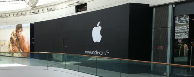 L'Apple Store de Carré Sénart