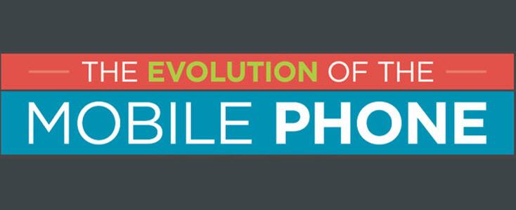 L'évolution du téléphone mobile