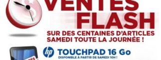 TouchPad à 99€ chez Surcouf demain, samedi 10 septembre!
