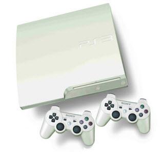Une PS3 blanche disponible le 1er novembre 2011 en exclu chez Micromania