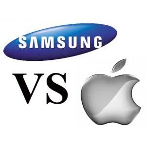 Guerre des brevets : Samsung a déposé plainte contre Apple en France