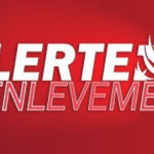Alerte Enlèvement - 1er déclenchement d'une alerte sur mobile