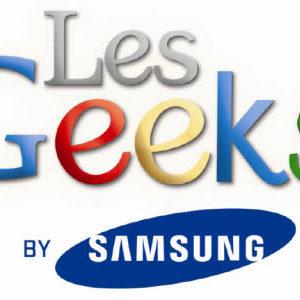 Série Les Geeks, la web-série signée Samsung